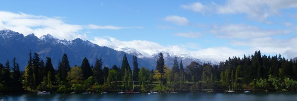 Queenstown, on New Zealand's South Island, location of Broadleaf's strategic planning meeting in October 2011