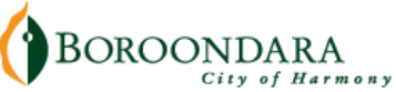 Logo for the City of Boroondara, Victoria, (City of Harmony)