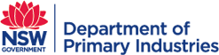 Logo for NSW Department of Primary Industries