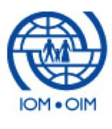 International Organisation for Migration logo