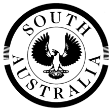 Logo for South Australian Government
